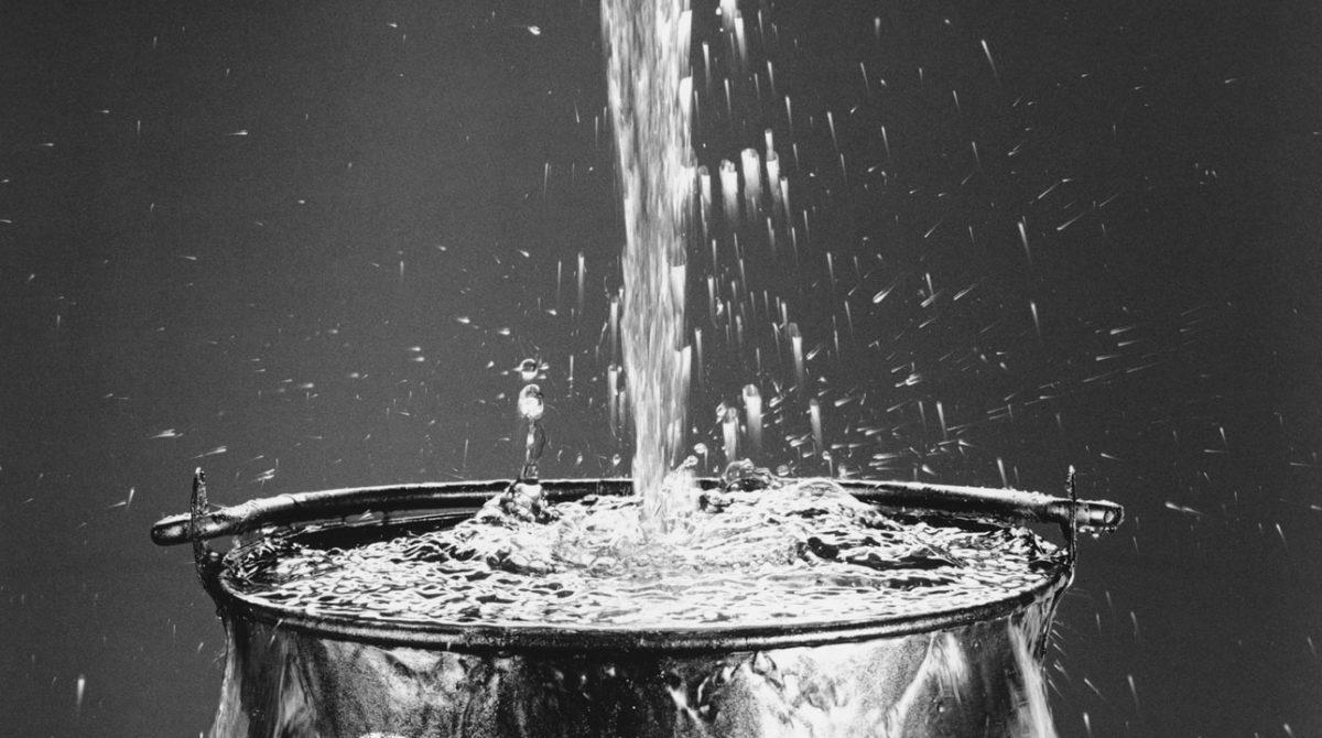 Conduite à tenir face à une fuite d'eau majeure